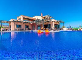 Skinos Ilivatos Eco Villa & Estate, country house in Chavriáta