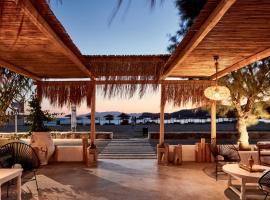 Dionysos Seaside Resort Ios , ξενοδοχείο στον Μυλοπότα