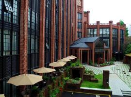 Cosy Park Hotel, hotel Hangcsouban