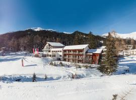 Hotel Seebüel, hotel in Davos