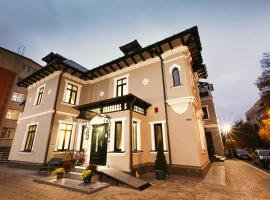 Prestige Hotel, hotel near Culture House Mihai Ursachi, Iaşi