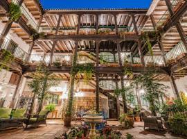 El Rey Moro Hotel Boutique, hotel em Sevilha