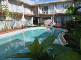 Tweed Central Motel, hotel near Fingal Head Lighthouse, Tweed Heads