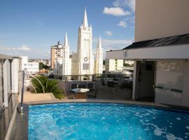 Executivo Hotel, hotel em Montes Claros