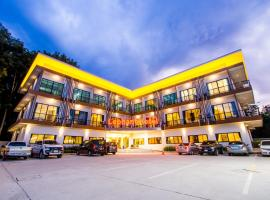 The Lephant Hotel, hotel in Suratthani