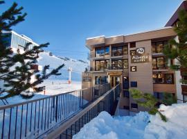 Alberta Hotel & Spa, hôtel à Val Thorens
