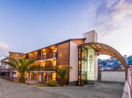 Gran Hotel Germania, hotel in Puerto Varas