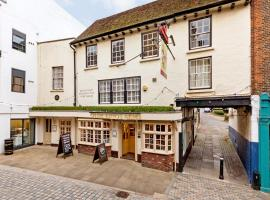 The Olde Kings Arms, hotel near St Albans City and District Council, Hemel Hempstead