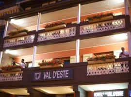 Hôtel Val d'Este, hôtel à Saint-Gervais-les-Bains près de: Télécabine du Jaillet