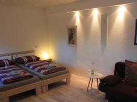 Ferienwohnung in Grenzach, hotel in Grenzach-Wyhlen