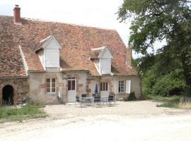 Maison du jardinier, maison de vacances à Épineuil-le-Fleuriel