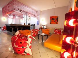 Dav'hotel Jaude, hotel in Clermont-Ferrand