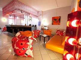 Dav'hotel Jaude, hôtel à Clermont-Ferrand près de: Vulcania