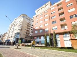 Hotel Oresti Center, hotel near Skanderbeg Square, Tirana