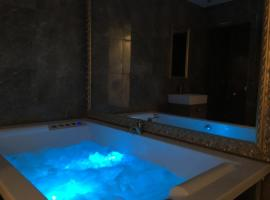 Central Business Apartments Jacuzzi, apartment in Belgrade