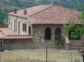 Le piccole Vigne (Vignine), hotel in Seggiano