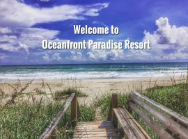 Ocean Front Paradise Resort, accommodation in Melbourne