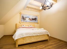 Apatramenty Baciarskie, apartment in Poronin