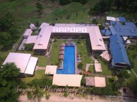 Rapopo Plantation Resort, hotel in Kokopo