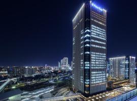 名古屋プリンスホテル スカイタワー、名古屋市のホテル