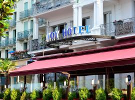 فندق سافوي إيفيان، فندق في إيفيان لي بان