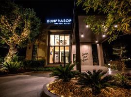 Bunprasop Garden Hotel, hotel in Nakhon Si Thammarat