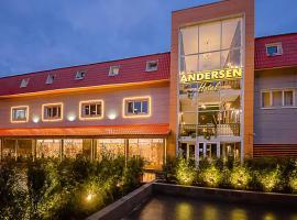 Andersen Hotel, hotel near Sklon TSAGI, Zhukovskiy