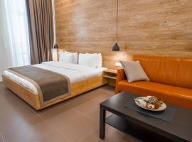 5 STAR Apartments on Central Avenue, hotel near Queen Tamar Bridge, Tbilisi City