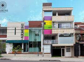 Hotel Boutique Armoni, hotel cerca de Parque de la vida COFREM, Villavicencio