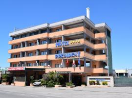 Hotel President Pomezia, hotel in Pomezia