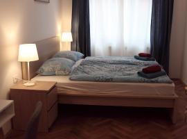 Writer's place, zasebna nastanitev v mestu Ljubljana