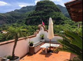 La Casona Azul Boutique Hotel, hotel en Malinalco