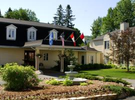 Relais St-Denis, hotel in Saint-Sauveur-des-Monts