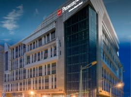 Best Western Premier Incheon Airport Hotel, hotel perto de Aeroporto Internacional de Incheon - ICN, Incheon