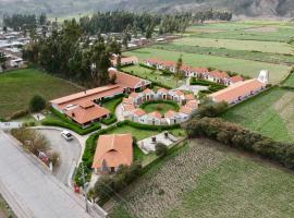 Casona Plaza Ecolodge Colca, hotel in Yanque