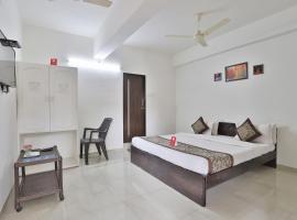 Nova Hotel Star Palace, hotel in Rajkot