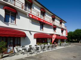 HOTEL DE LA POMME D'OR, hôtel à Bar-sur-Aube