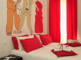 Loca, hotel near Porta Nuova Train Station, Turin
