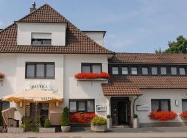 Hotel Gasthof Klusmeyer, hotelli kohteessa Bielefeld