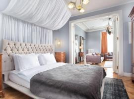 Walton Hotels Taksim Pera, отель в Стамбуле, рядом находится Улица Истикляль