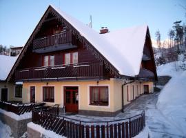 Penzion Lesna, hotel near Lomnicky peak, Vysoké Tatry