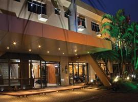 Lira Hotel, hotel in Curitiba