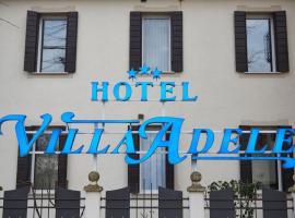 Hotel Villa Adele, hotel in Marghera