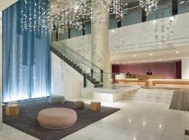 テンザ ホテル&スカイスパ・札幌セントラル、札幌市のホテル