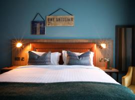 White Horse Hotel, hotel near Box Hill, Dorking