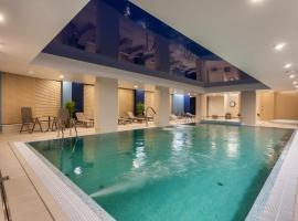 Live & Travel Apartments Number 1, spa hotel in Gdańsk