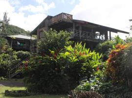 Backpackers Vacation Inn and Plantation Village, inn in Pupukea