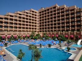 Almuñecar Playa Spa Hotel, hotel en Almuñécar