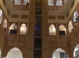 Jaipur Hotel new - Heritage Hotel, hotel near Birla Mandir Temple, Jaipur, Jaipur