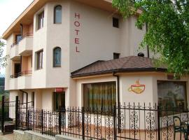 Family Hotel Emaly 1, Hotel in Bankja